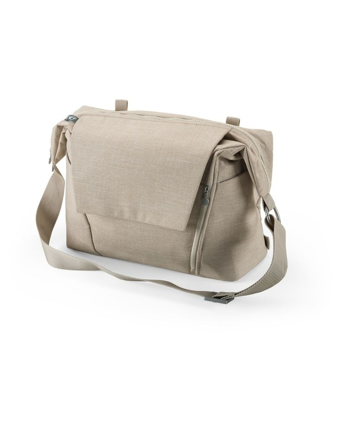 XPLORY Changing Bag Beige Melange