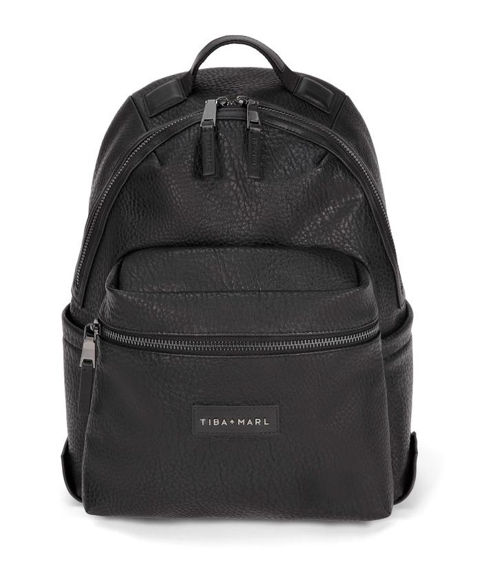 Tiba + Marl - Miller Changing Bag - Black
