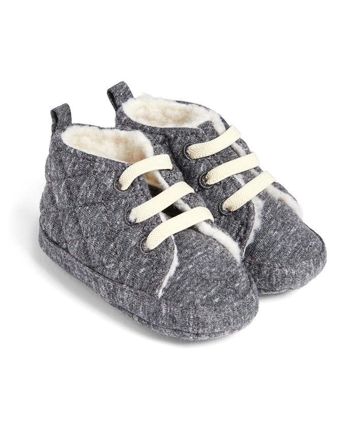 Quilted Shoe