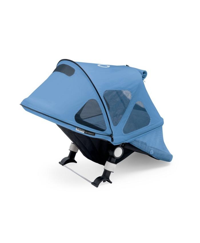 Bugaboo Cameleon3 Breezy Sun Canopy Ice Blue