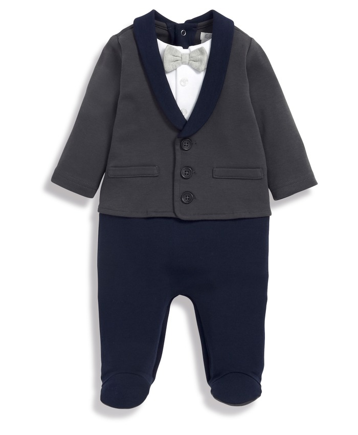 Occasion Mock Suit All-in-One