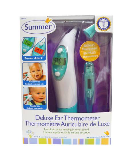 Delux Ear Thermometer