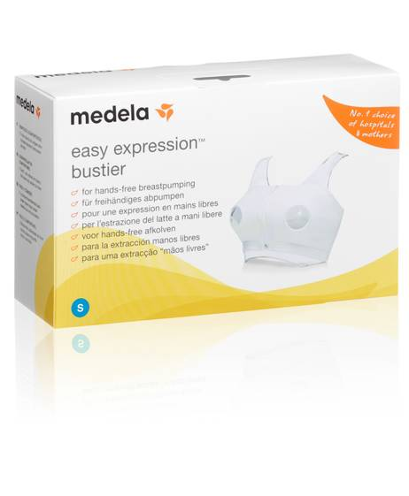 Medela Easy Pxpression Bustier Small Size (S)