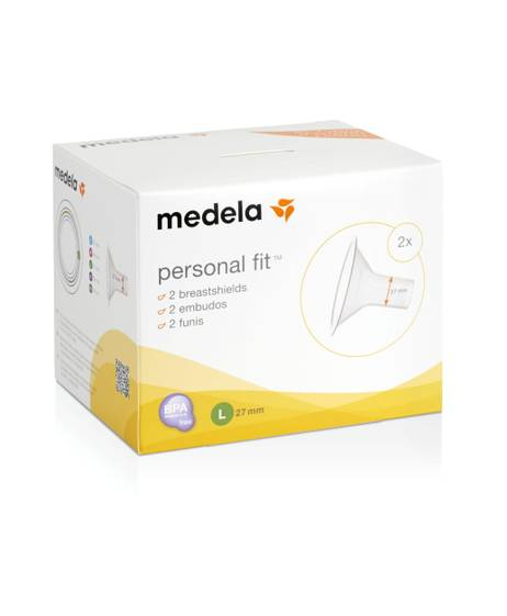 Medela Personel Fit Breast Shield Kit L (27mm)
