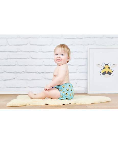 Bambino Mio All-in-one reusable Nappy - Bumble Misolo