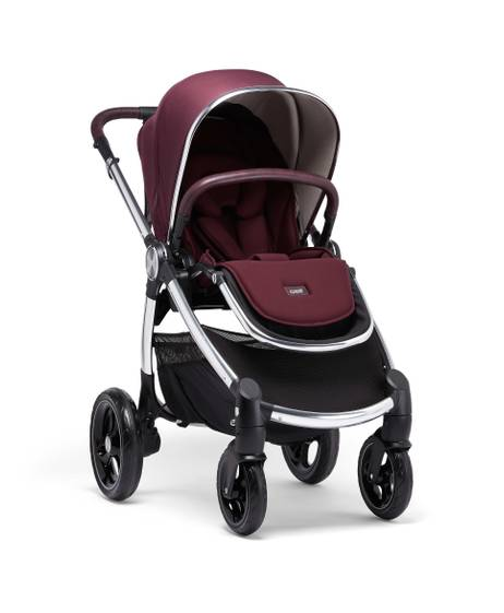 Ocarro Pushchair - Mulberry