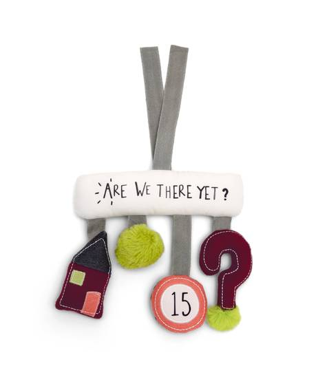 Travel Toy - Are We There Yet - Travel Charm