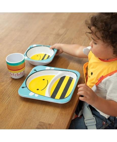 Zoo Tableware Set - Bee