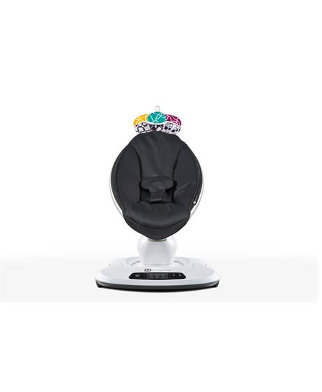 4moms mamaRoo 4.0 Rocker / Bouncer - Classic Black