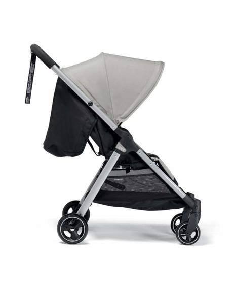 Armadillo City2 Slim Folding Pushchair - Grey Marl
