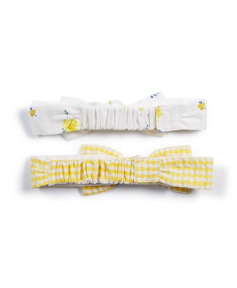 Check Headbands - 2 Pack