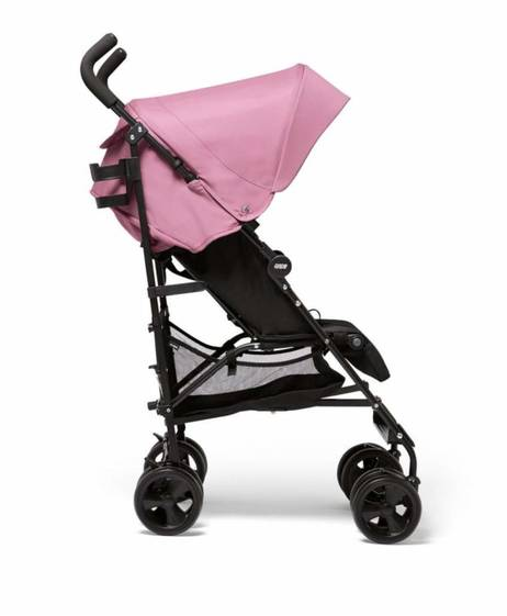 Cruise Practical Folding Buggy - Rose Pink