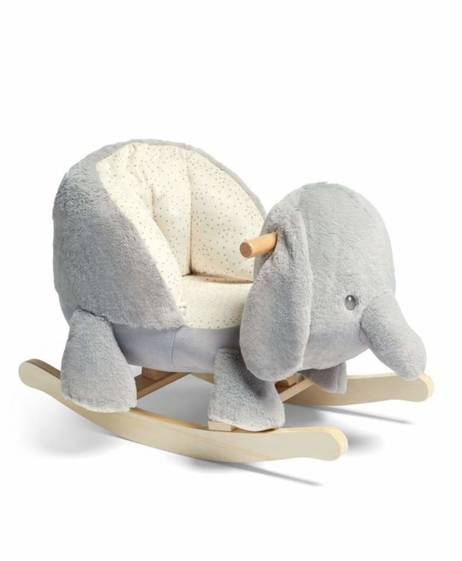 Rocking Animal - Ellery Elephant
