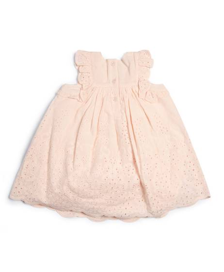 Ruffle Dress with Frill Knickers - 2 Piece Set