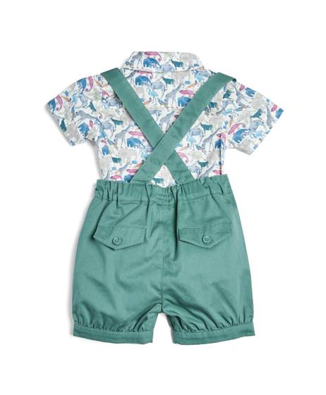 2 Piece Liberty Shirt & Short Set