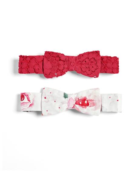 2 Pack of Bow Headbands