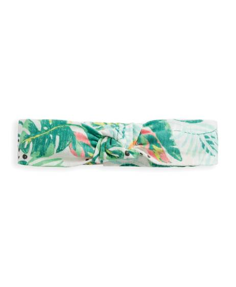 2 Pack Tropical Print Headbands