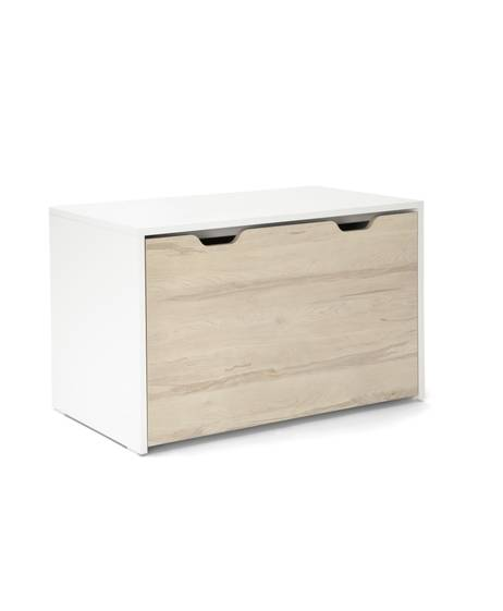 Lawson Storage Box - Natural/White
