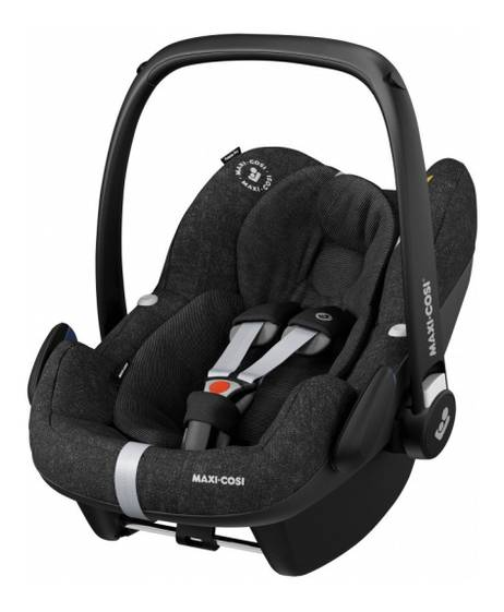 MAXI COSI PEBBLE PRO I-SIZE CAR SEAT NOMAD BLACK