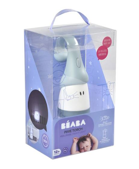 Beaba Pixie Torch 2-in-1 Movable Night Light