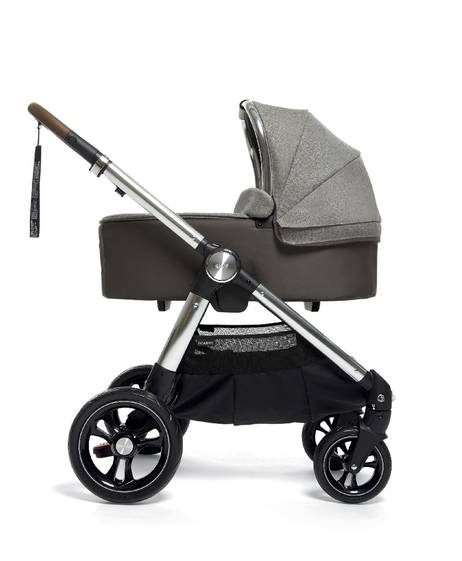 Ocarro X Moon Carrycot - Grey