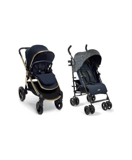 Ocarro Stroller and Cruise Buggy - Midnight
