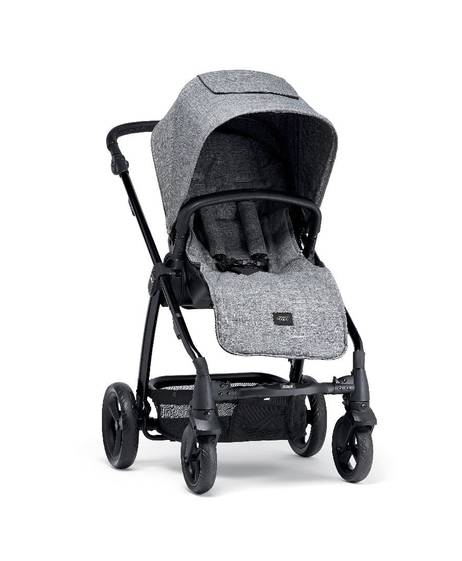 Sola 2 Pushchair - Grey Marl
