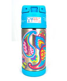 Thermos - Funtainer Bottle Steel Hydration Bottle 355Ml,Paisley Flower