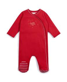 My 1st Christmas Sleepsuit - Red