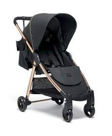 Armadillo City² Pushchair - Black / Rose Gold