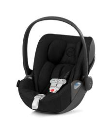 Cybex Cloud Z i-Size Sensorsafe Plus - Deep Black