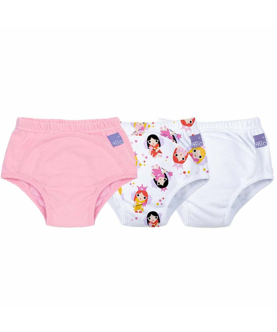 Essentials 10-Pack Underwear Brief Bambino